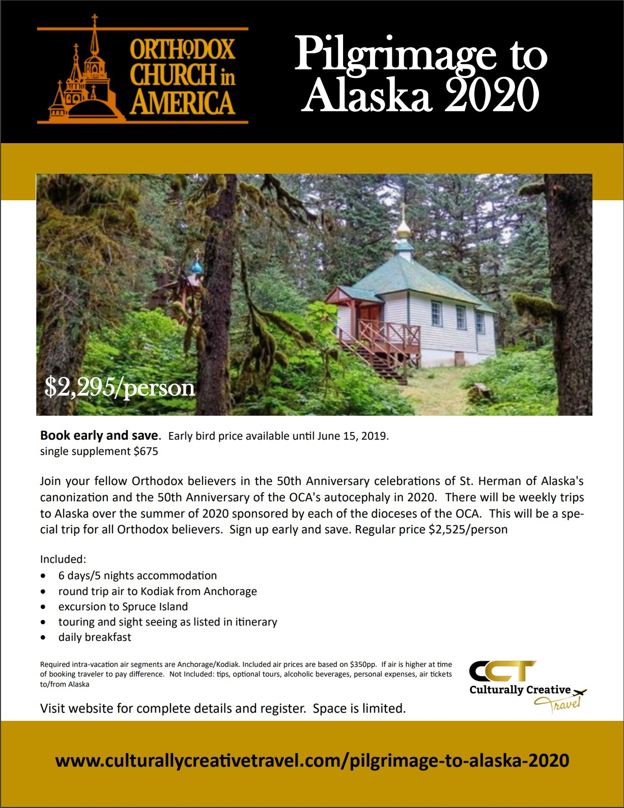eebe9ff5f6c50 50th Anniversary celebrations of St. Herman of Alaska s glorification and  the 50th Anniversary of the OCA s autocephaly in 2020